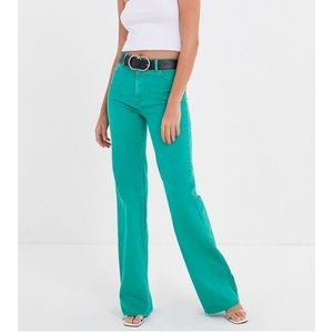 NWT emerald BDG jeans